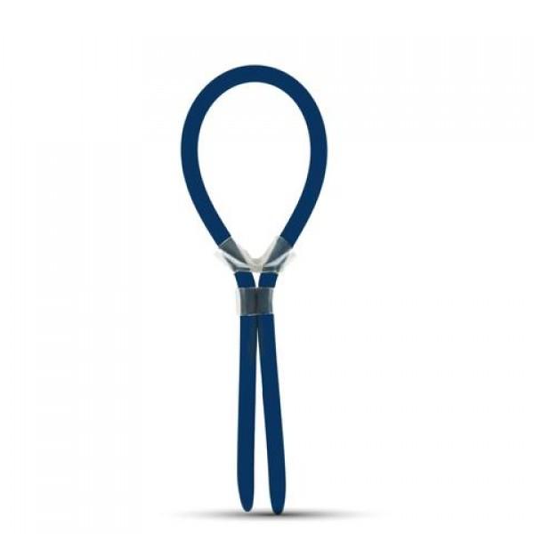 Topco Sales Hombre Comfort Fit Silicone Adjustable C-Ring - ерекційне кільце-хомут, до 6.35 см