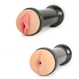 Мастурбатор Topco Sales Penthouse® Double Sided Stroker Heather Starlet