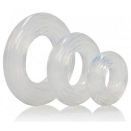 Набір ерекційніх кілець Premium Silicone Ring Set
