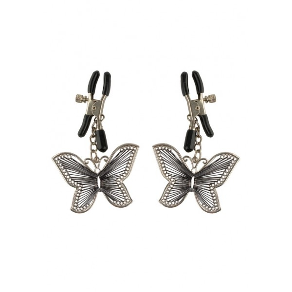 Затіскачі для сосків Fetish Fantasy Butterfly Nipple Clamps