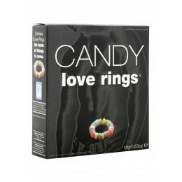 Candy Love Rings їстівне ерекційне кільце