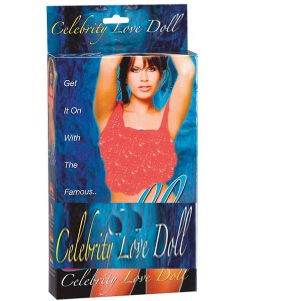Надувна лялька Elle Celbrity Doll