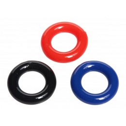 Насадки для пениса Stretchy Cock Ring 3 Pack