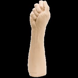 Фаллоимитатор в виде руки Doc Johnson The Fist (35Х9 см)