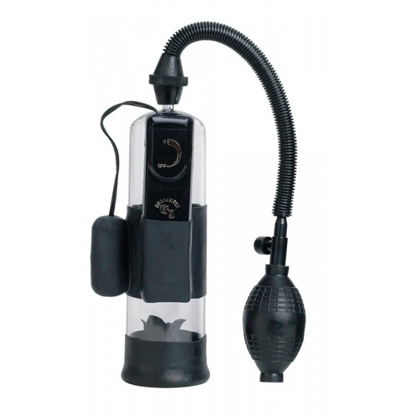 Вакуумний масажер Power Pump, 18х6 см