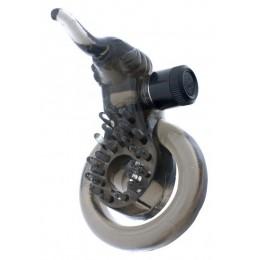 Ерекційне кільце з вібрацією Cock & Ball Ring Elephant