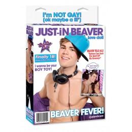 Надувна лялька Just-In Beaver Love Doll