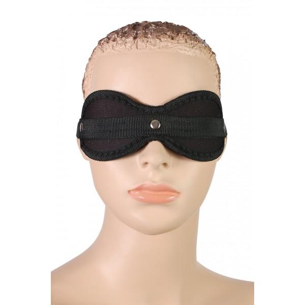 Маска для очей Пікантні Штучки Чорна