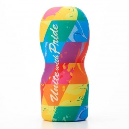 Мастурбатор Tenga Original Vacuum Cup Rainbow Unite with Pride