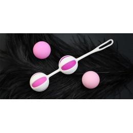 NEW! Шарики для тренировки интимных мышц Geisha Balls 2 - Gvibe (Англия)