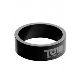 Tom of Finland 60mm Aluminum Cock Ring - эрекционное кольцо