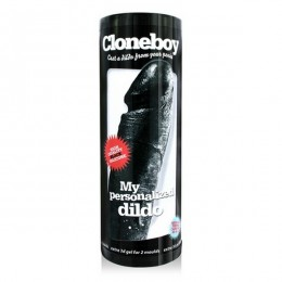 Набір скульптора Cloneboy Dildo Black Gay Packaging