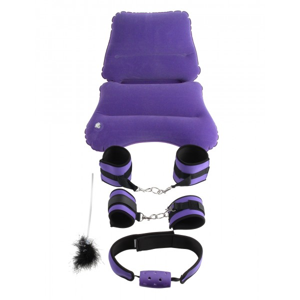 Набір Fetish Fantasy Series Purple Pleasure Bondage Set