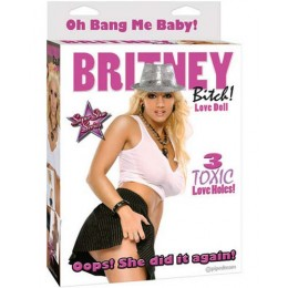 Лялька Britney Bitch Love Doll