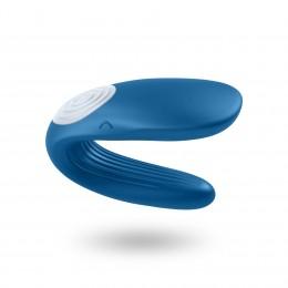 Вібратор для пар Satisfyer Partner Whale, 9х3,5 см