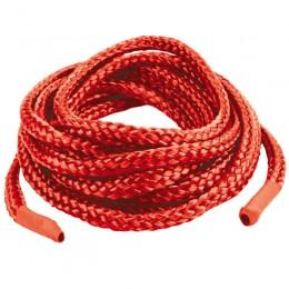 Мотузка для зв'язування 3 м, Japanese Silk Love Rope ™, червона
