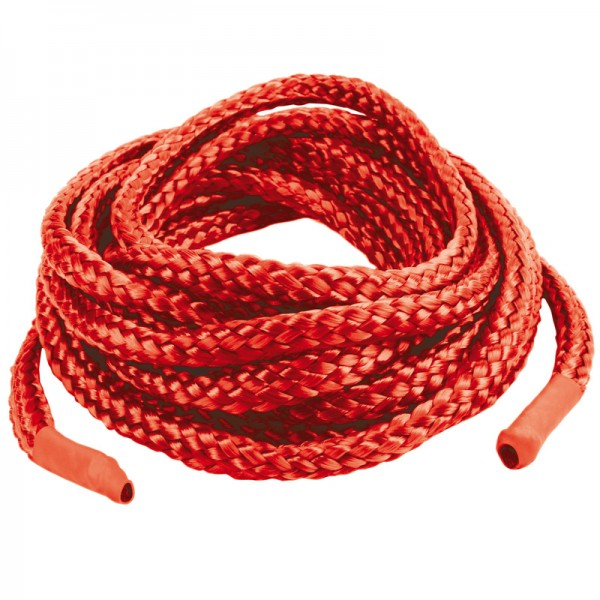 Мотузка для зв'язування 3 м, Japanese Silk Love Rope ™, червоний