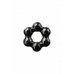NS Novelties Renegade Spinner Ring - насадка на член, черная