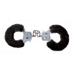 Наручники Furry Fun Cuffs, черные