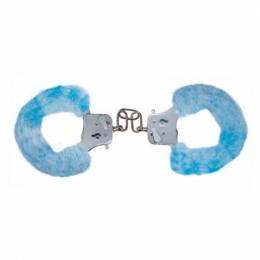 Наручники Furry Fun Cuffs, блакитні