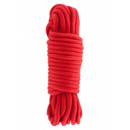 Hidden Desire Bondage Rope 10 meter - мотузка для зв'язування, 10 м., червона