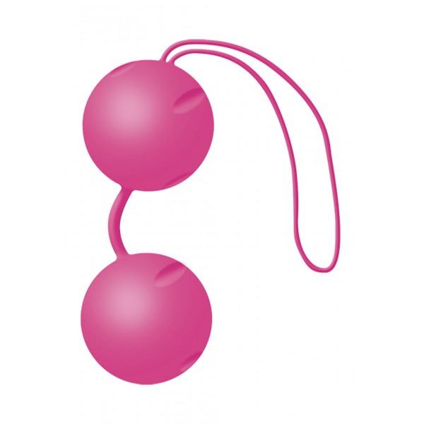 Вагінальні кульки Joyballs, рожевий