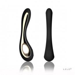 Вібратор Lelo Isla, 22Х4,5 см, чорний