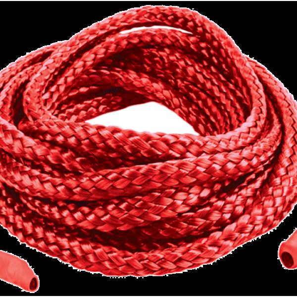 Мотузка для зв'язування 5м, Japanese Silk Love Rope, червоний