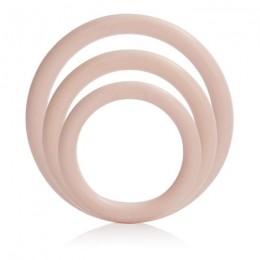 Ерекційні кільця Silicone Support Rings, тілесні